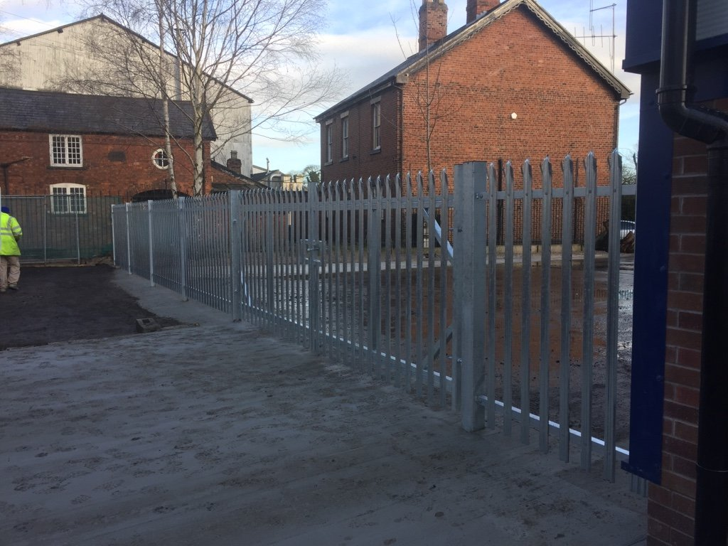 Security gates - SHS Fencing
